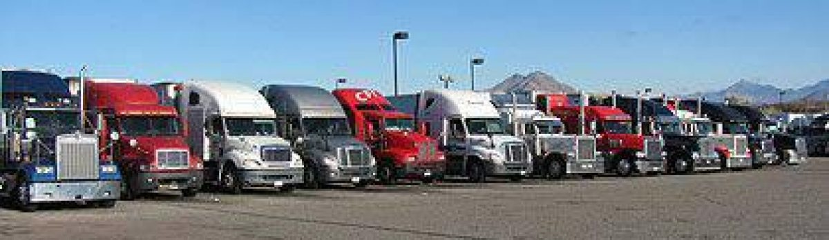 Truck Parking -S & A Leasing – Fort Worth / Arlington